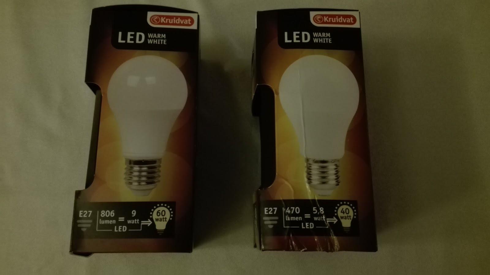 Led Lampen Kruidvat : Familie dubbelop spaarlampen ledlampen