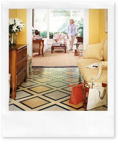 Tales From Bloggeritaville Inspire Me Floors
