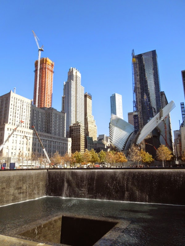 World Trade Center 911 Memorial
