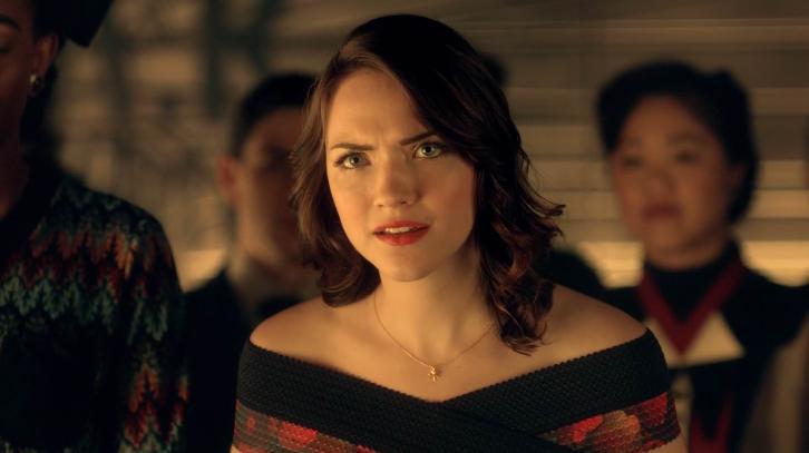 The Flash - Season 3 - Violett Beane Returning
