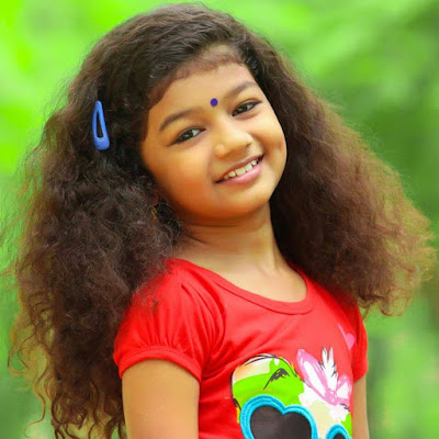 Baby Sona Jelina -Child actress in Malayalam Serials