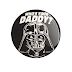 Who's Your Daddy? - Dath Vader (Star Wars) - Botton (#SW001) - 3,8 cm