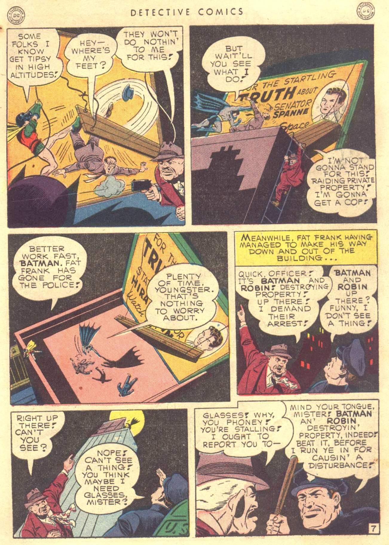 Read online Detective Comics (1937) comic -  Issue #104 - 9