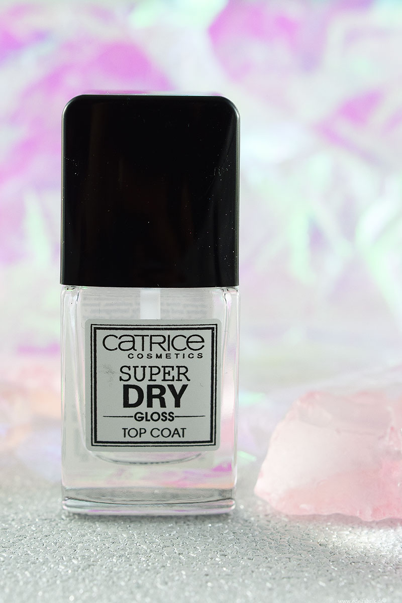 Catrice Super Dry Gloss Top Coat, Review, Catrice neues Sortiement Frühling Sommer 201