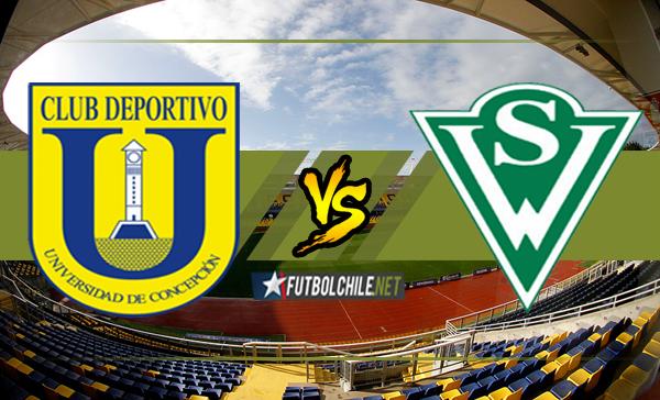 Universidad de Concepción vs Santiago Wanderers