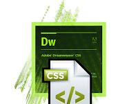 Cara Membuat Tampilan CSS Dengan Adobe Dreamweaver CS6