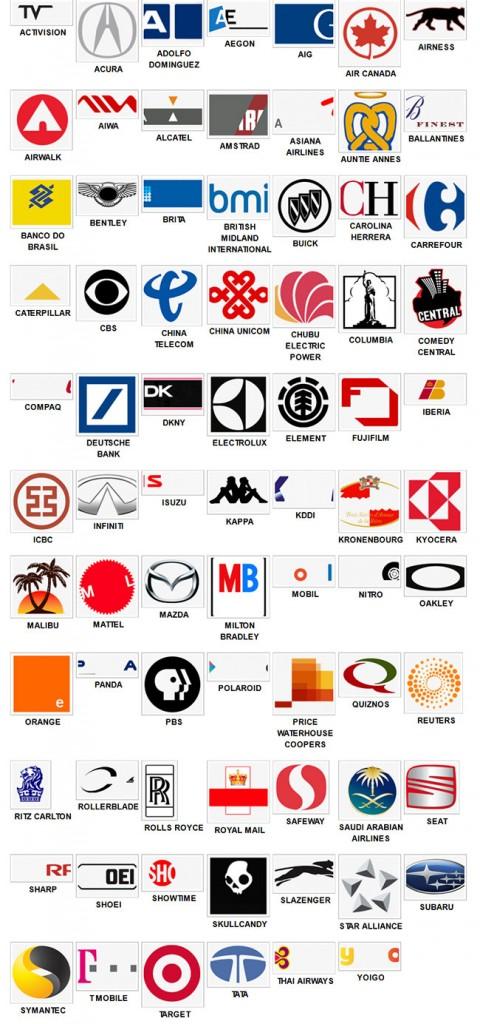 Logos Quiz Answers: Solutions: Logo Quiz Level 7 niveau 7