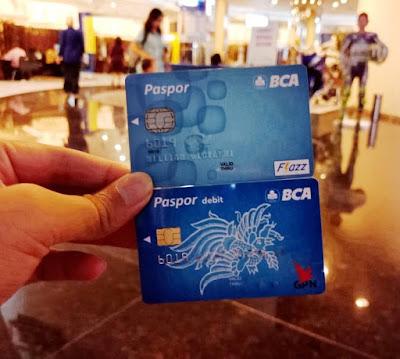 Kartu ATM BCA Chip GPN