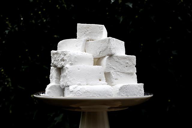 Stora fluffiga marshmallows