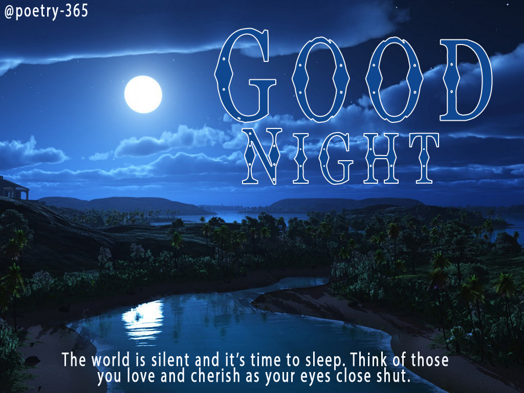 Wishes and Poetry: Good Night Sweet Dreams Image with ...