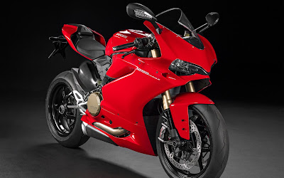New 2016 Ducati 1299 Panigale S red front image