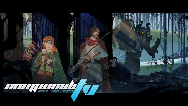 The Banner Saga PC Full