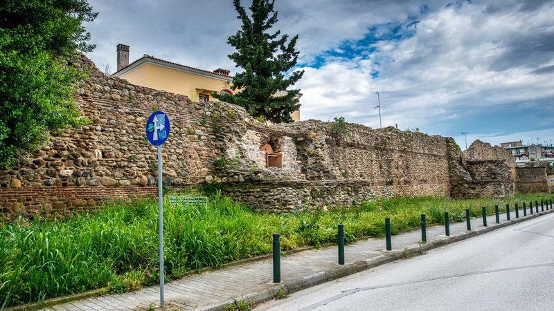 Στο ΕΣΠΑ η συντήρηση και αποκατάσταση του Βυζαντινού Κάστρου Κομοτηνής
