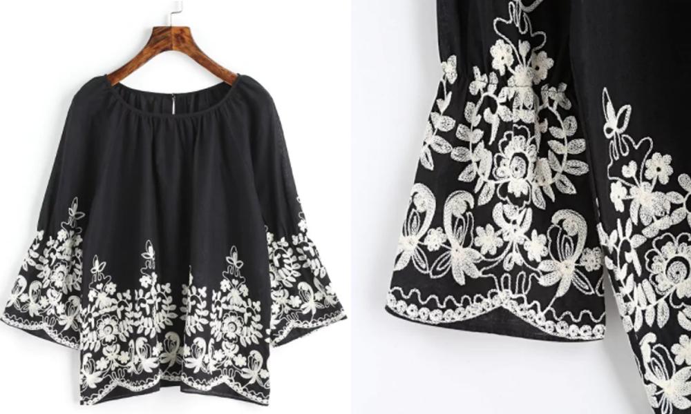 Zaful - Blusas Maravilhosas e Detalhes que Encantam