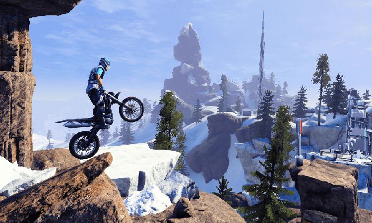 تحميل لعبة الدراجات النارية Trials Fusion للكمبيوتر مجانا برابط مباشر