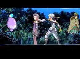 Hình ảnh Dot Hack G U Returner OVA
