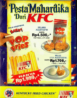 Contoh Teks Iklan Bahasa Indonesia