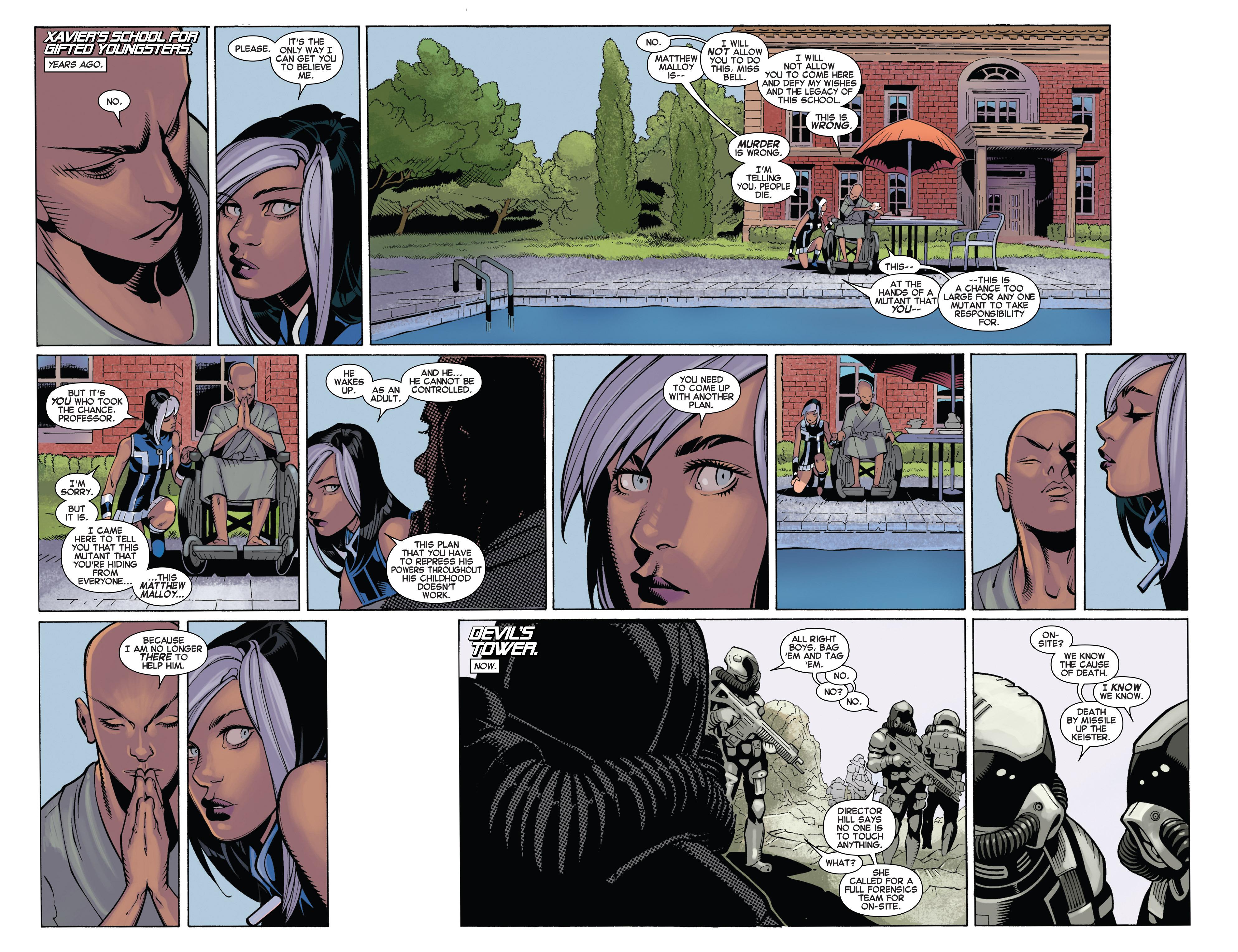 Read online Uncanny X-Men (2013) comic -  Issue #30 - 8