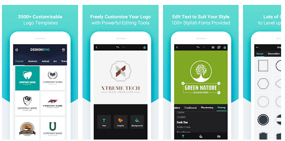 best free logo maker app for android phones downloads trendy tech buzz