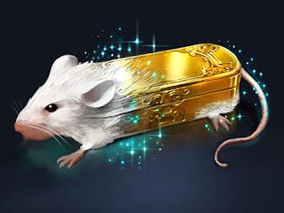 Un topo trasfigurato in tabacchiera