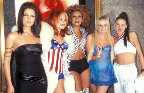 Spice Girls - Midis