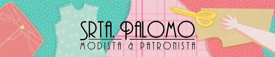 Banner Srta.Palomo by La Esposa del Embajador