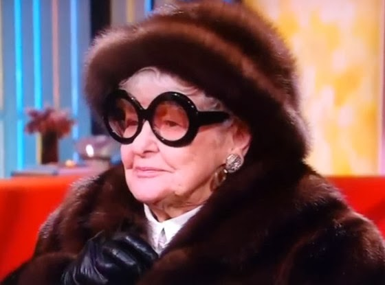 The legendary Elaine Stritch drops the F word live on Today show