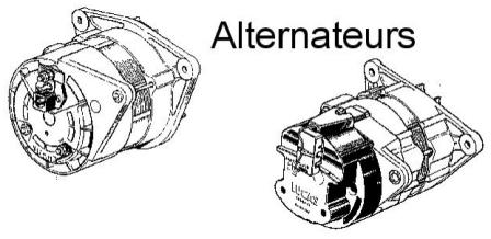 Electronique et Electricite: L'alternateur