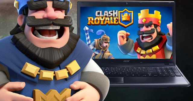 Clash Royale PC, Clash Royale PC Download, Clash Royale For PC
