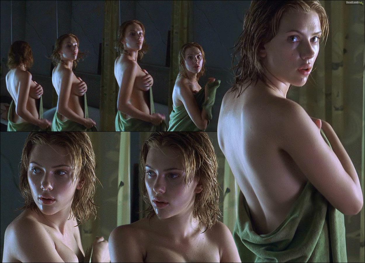 Husmeando Por La Red Se Filtra Una Nueva Foto De Scarlett Johansson