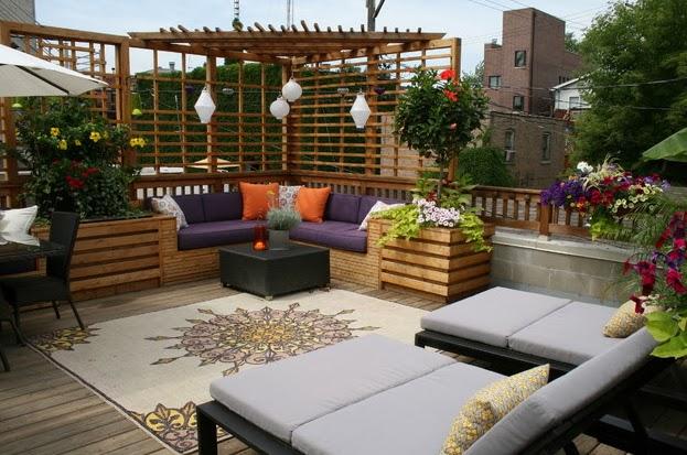 New Casa Minimalista Terrazas Modernas