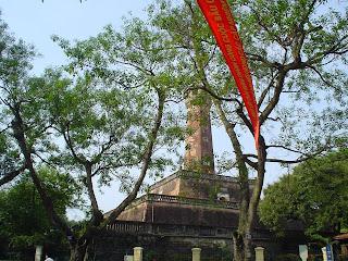 Hoang Thanh in Hanoi Citadel