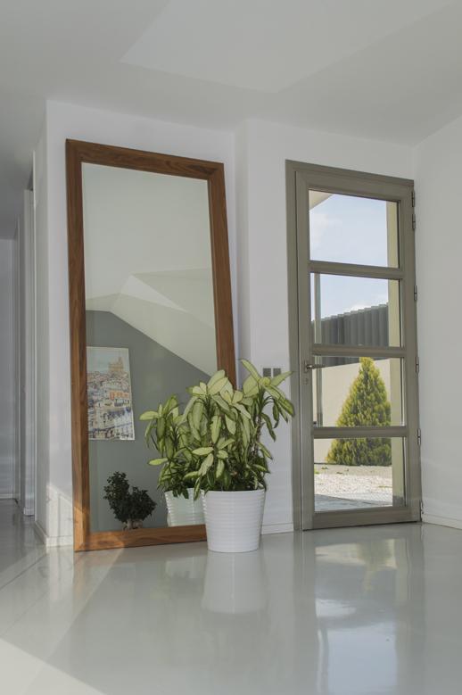 Espejos-Grandes-Hall-Bonito-Lujo-ACGP Arquitectura