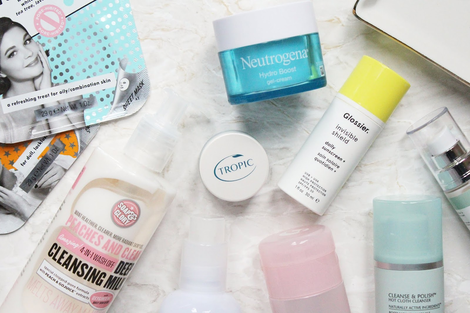 Updated Skincare Routine - Winter 2019