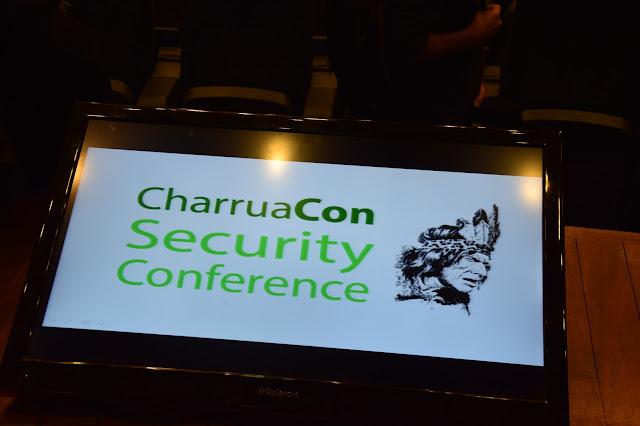 CharruaCon: Una conferencia de seguridad en pleno WannaCrypt