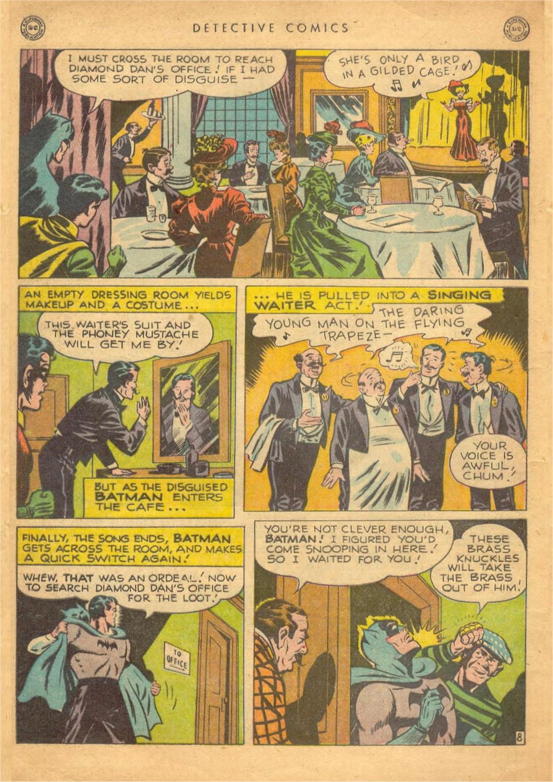 Detective Comics (1937) 129 Page 8