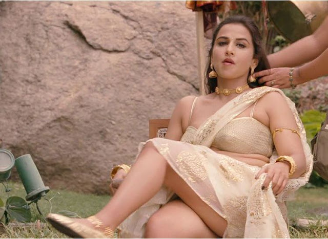 vidya balan unseen hottest body show - 2017-2018 Thunder thighs ...