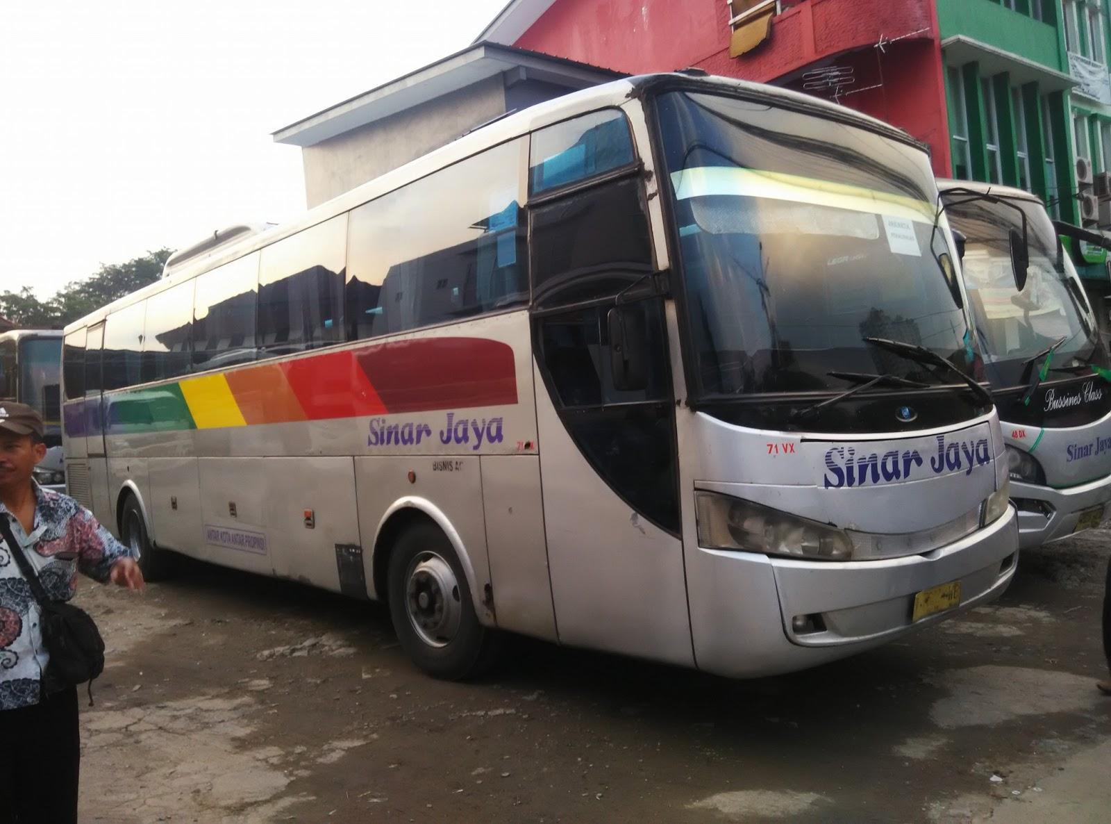 Bus Sinar Jaya Fuzzbeed Hd Gallery
