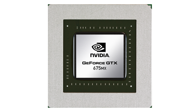 Nvidia GeForce GTX 675MX driver download