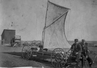 old west wind wagon