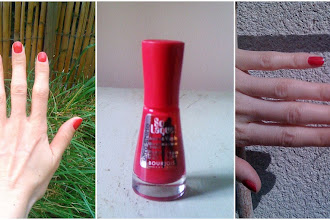 Lubie Vernis : Fuchsia Hype - Collection Paris Show Time - Bourjois