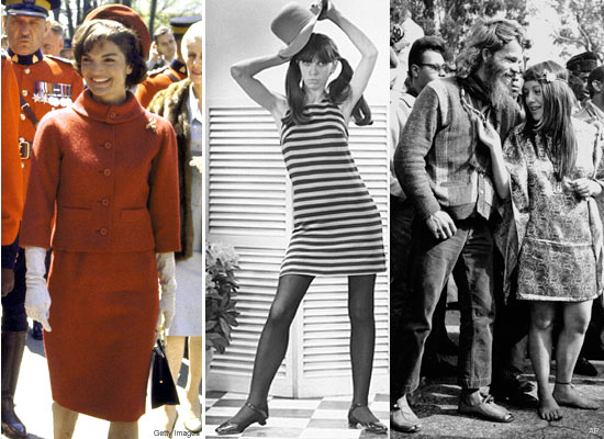 Dress and Jewelry Fashion Style: The 60's style Photos |From The 60s Clothing Styles