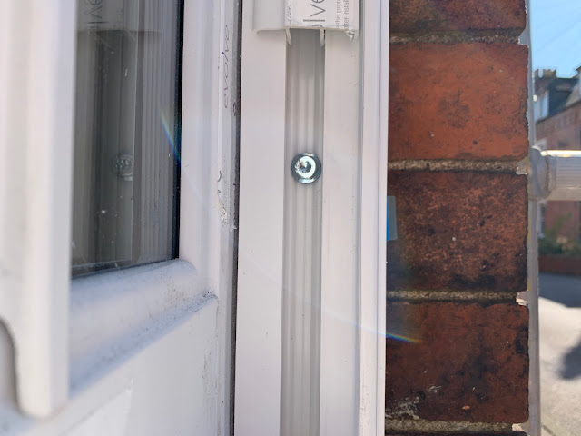 Window Frame fixings
