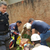 Resposta Rápida: Policia Militar prende suspeito de esfaqueamento por suposta divida