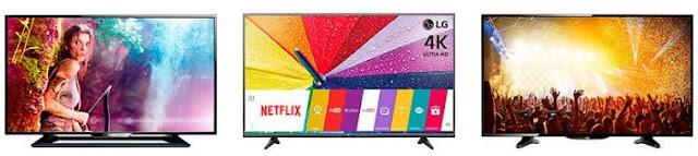 Comprar TV em Promoção Diversas Marcas