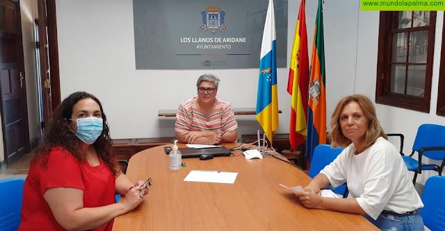 """El convenio entre """"Provivienda"""" y el Ayuntamiento de Los Llanos de Aridane ha garantizado la vivienda a familias vulnerables durante la pandemia"""