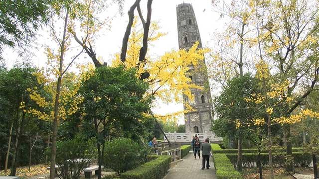 Pagoda Huzhu