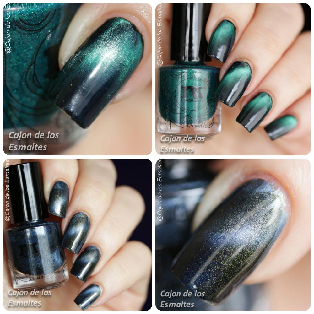 Esmaltes de uñas magnéticos - Masura | Cajon de los esmaltes