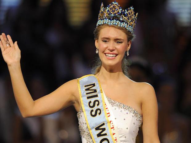 Miss World Of 2010 – Alexandria Mills