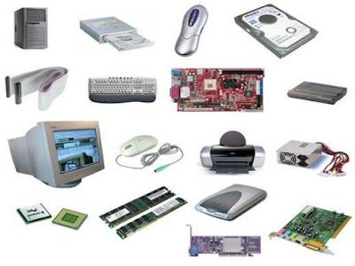 Macam-Macam Perangkat Peripheral Pada Komputer